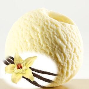 vanille natuur (met vanillestokjes uit Madagaskar)