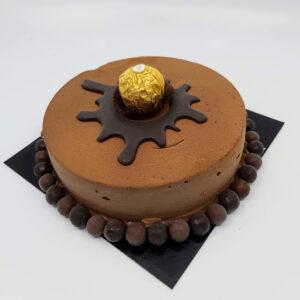 Ferrero taart 6 personen