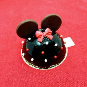 Minnie Mouse ijsgebakje
